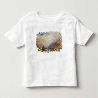 Lake of Brienz (w/c) Toddler T-shirt