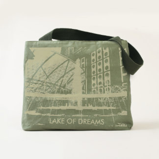 Lake of Dreams, Canvass Tote