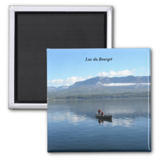 Lake of Le Bourget - Magnet