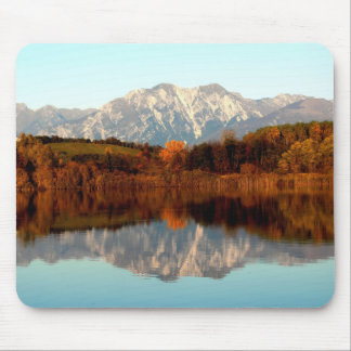Lake of Ragogna Italy Mouse Pads