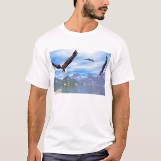 Lake of the Eagles T-Shirt