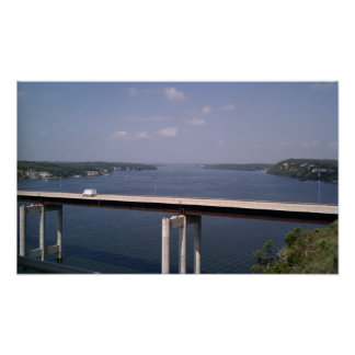 Lake of the Ozarks Community Toll Bridge Poster