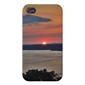 Lake of the Ozarks iphone case Cover For iPhone 4