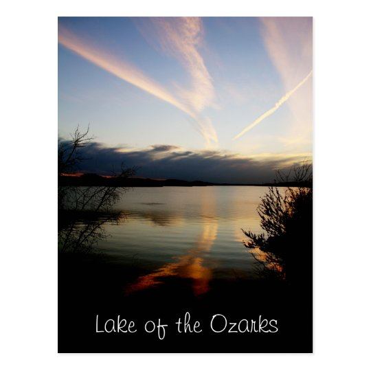 Lake of the Ozarks postcard