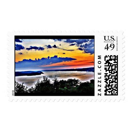 lake of the ozarks stamp