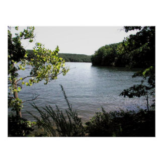 Lake of the Ozarks State Park Poster