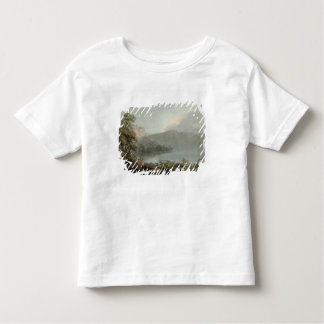 Lake of Vico Between Rome and Florence, 1783 (grap Toddler T-shirt
