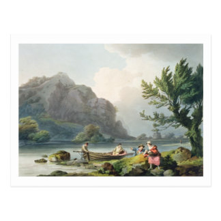 Lake of Wyndermere, from 'The Romantic and Picture Postcard