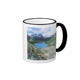 Lake O'Hara, Yoho NP, BC, Canada Mugs