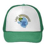 Lake Okeechobee, Florida Bass Fishing Mesh Hats