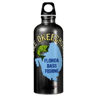Lake Okeechobee, Florida Bass Fishing SIGG Traveler 0.6L Water Bottle