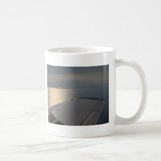 Lake Okeechobee from Above Classic White Coffee Mug