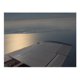Lake Okeechobee from Above Postcard