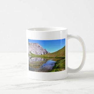 Lake on an a Mountaintop Mug