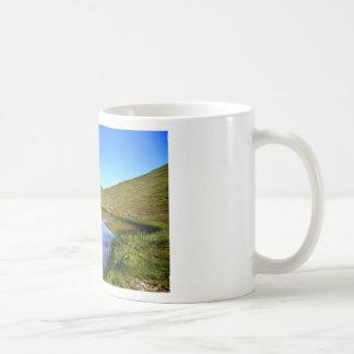 Lake on an a Mountaintop Mugs