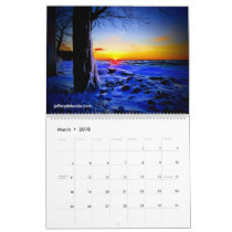 Lake Ontario Calendar