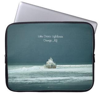 Lake Ontario Lighthouse Computer Sleeves