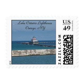 Lake Ontario LighthouseOswego, NY, Ph... Postage