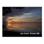 Lake Ontario, Rochester N.Y. Post Card