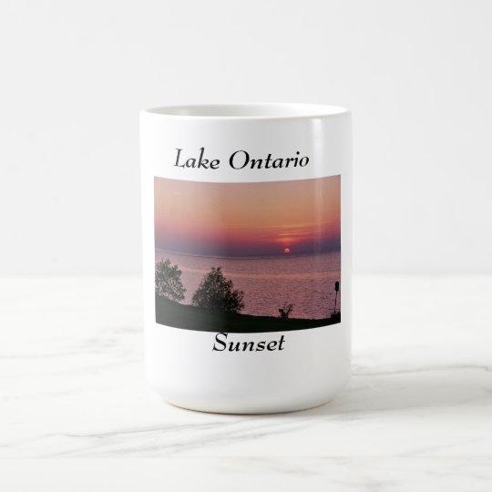Lake Ontario Sunset Coffee Mug