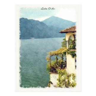 Lake Orta from Orta San Giulio Postcards