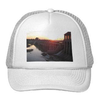Lake Overholser Dam Trucker Hat