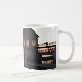 Lake Overholser Dam Classic White Coffee Mug