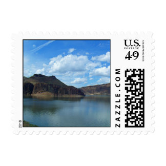Lake Owyhee Postage Stamps