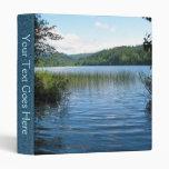 Lake Padden Binder