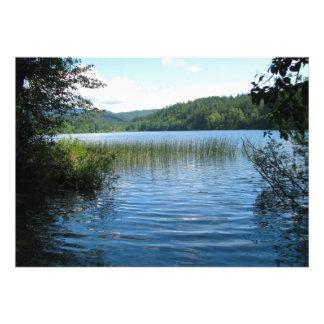 Lake Padden Custom Announcements