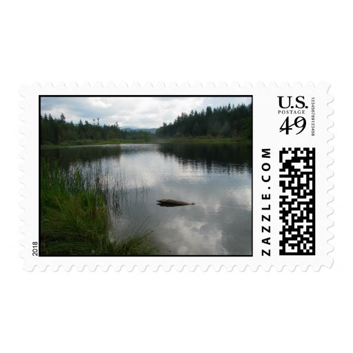 Lake Padden Stillness Stamps