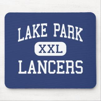 Lake Park - Lancers - High - Roselle Illinois Mouse Pad