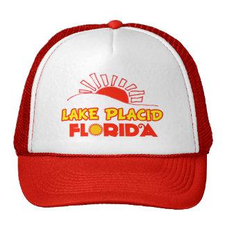 Lake Placid, la Florida Gorras De Camionero