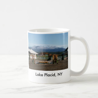 Lake Placid, NY Coffee Mugs