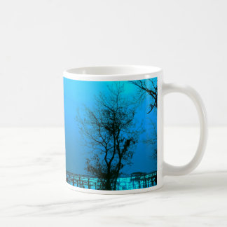 Lake Ponchartrain Shore Classic White Coffee Mug
