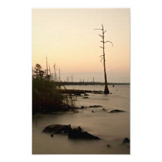 Lake Pontchartrain Sunset Photo Print