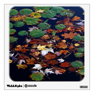 Lake Potpourri Wall Decals