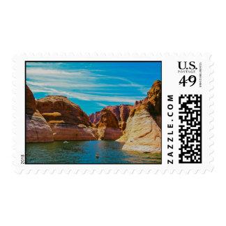 Lake Powell, Arizona Postage Stamps