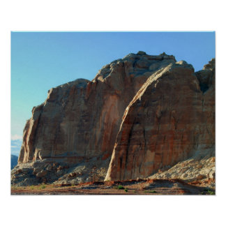Lake Powell Arizona Rock Formations Poster