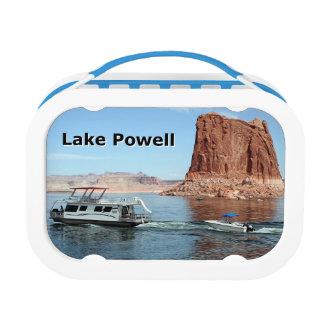 Lake Powell, Arizona/Utah (caption) Lunch Box