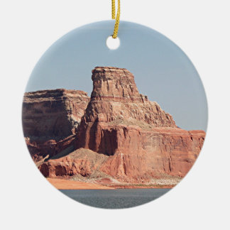 Lake Powell, Arizona/Utah, USA 8 Double-Sided Ceramic Round Christmas Ornament