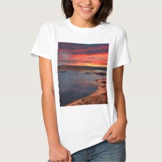 Lake Powell beautiful nature scenery T-Shirt