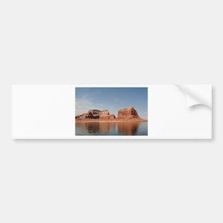 Lake Powell Glen Canyon Arizona USA 1 Bumper Sticker