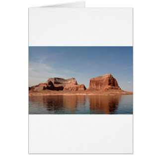 Lake Powell, Glen Canyon, Arizona, USA 1 Card