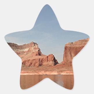 Lake Powell, Glen Canyon, Arizona, USA 1 Star Sticker