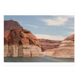 Lake Powell, Glen Canyon, Arizona, USA 3 Postcard