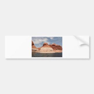 Lake Powell Glen Canyon Arizona USA 4 Bumper Stickers