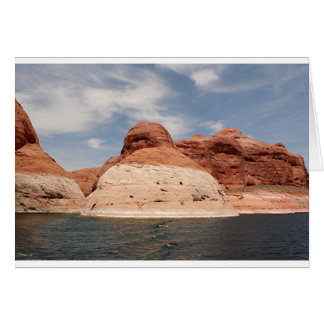Lake Powell, Glen Canyon, Arizona, USA 4 Card