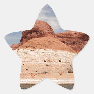 Lake Powell, Glen Canyon, Arizona, USA 4 Star Sticker