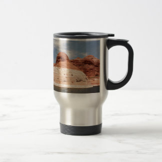Lake Powell, Glen Canyon, Arizona, USA 4 Travel Mug